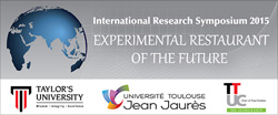 Experimental Restaurant of the Future – International Research Symposium 2015