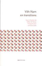 Ouvrage Viêt-Nam en transitions 2014