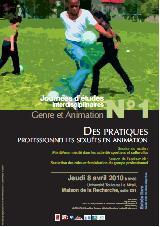 Journée d'études «Genre et  Animation» – avril 2010