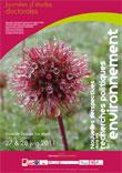 Journées d'études doctorales «Nouvelles perspectives dans les recherches politiques sur l'environnement.»