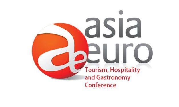 6th Asia Euro Conference 9-12 November 2016, India: « Envisioning Tourism in 2050 »