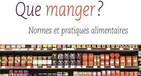 Chapitre d'ouvrage : «La division sexuelle du travail alimentaire : qu'est-ce qui change ?» Anne Dupuy
