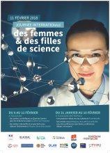 Conférence art & science : «Quels freins aux carrières des femmes ? L'expérience d'une femme scientifique.» Samedi 10 février 2018, 17h