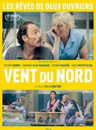 Ciné-débat «Vent du Nord» avec Mireille Bruyère, Mardi 27 mars 2018, 20h30