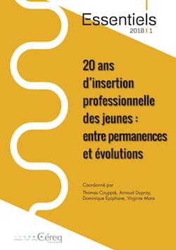 Céreq Essentiels «20 ans d'insertion professionnelle des jeunes : entre permanences et évolutions»