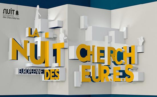 14e Nuit Européenne des Chercheur.e.s « 1001 histoires » – Vendredi 28 septembre 2018, 18h