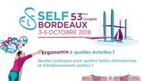 53e Congrès SELF Société d'Ergonomie de Langue Française