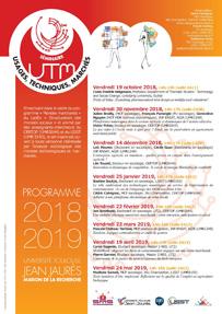 LabEx SMS Séminaire UTM 2018-2019