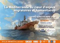 Conférence «La Méditerranée au cœur d'enjeux migratoires et humanitaires»