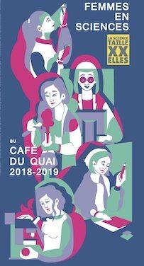 Café du Quai – Cycle «Femmes en sciences» avec Marianne Blanchard – 2019