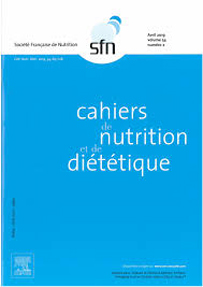 cahiers nutrition et dietetique