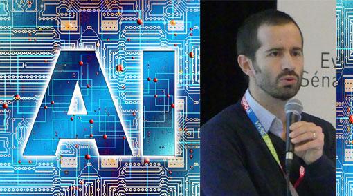 Yann Ferguson : membre du Partenariat Mondial pour l'Intelligence Artificielle (PMIA)