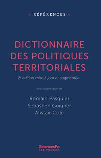 Dictionnaire politiques territoriales 2020
