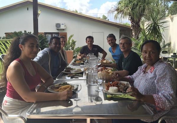 ©DR Cultures et comportements alimentaires Nouvelle Caledonie LIRE CERTOP