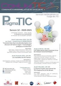 LabEx SMS PragmaTIC 2020 2021