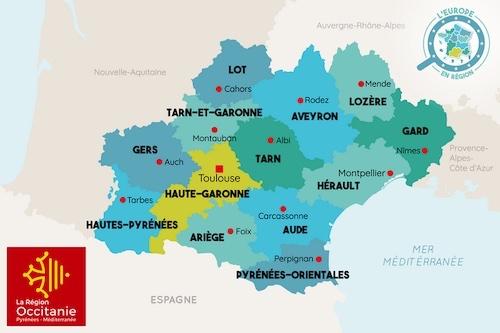 A paraître – Ouvrage : «La fusion des régions – Le laboratoire d'Occitanie» (dir.) E. Négrier et V. Simoulin